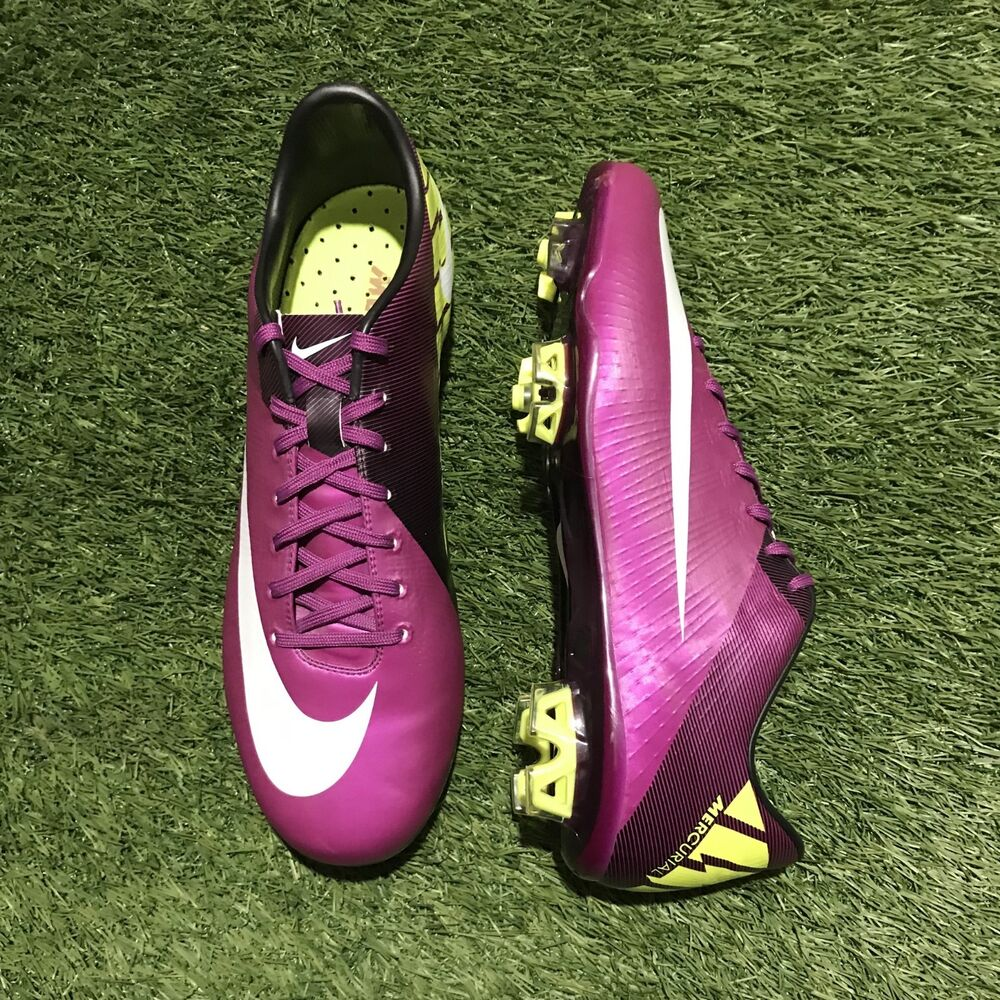 f8bdc1e1ca44 Details about Nike Mercurial Vapor Superfly III FG 441972-547 9.5 US SAMPLE  Made in Italy RARE