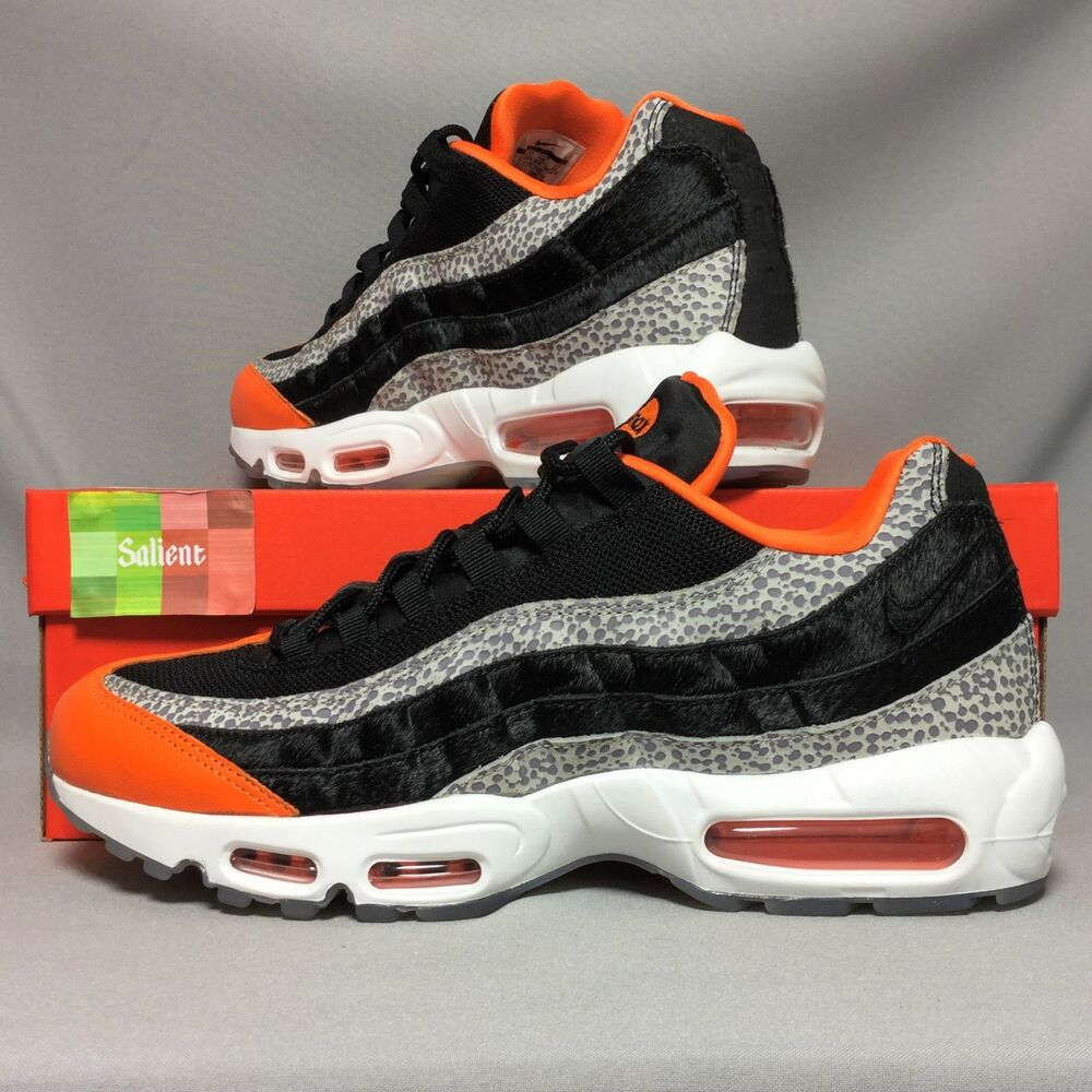 ddc9bf40a19 Details about Nike Air Max 95 UK11 AV7014-002 Keep Rippin Stop Slippin  Safari EUR46 US12 Atmos