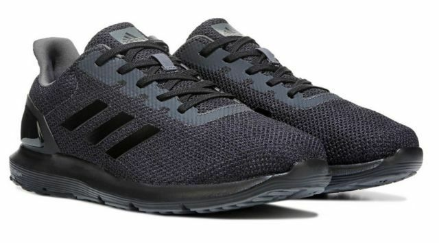 best website dd51f a07f0 Details about Adidas Men Running Shoes Cosmic 2 Trainers Cloudfoam Training  Black CQ1711 New