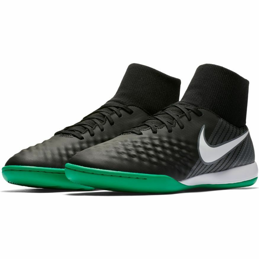 size 40 e23e5 369c7 Details about NIKE MagistaX Onda II DF IC Men s Indoor Soccer Shoes 917795 -002