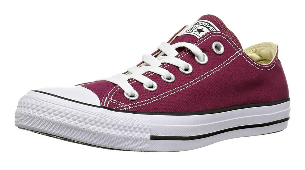 Mens Maroon about Shoes Tops Sneakers Star Converse Details All Chuck M9691 Taylor Item Low OX ZqvwwSBx