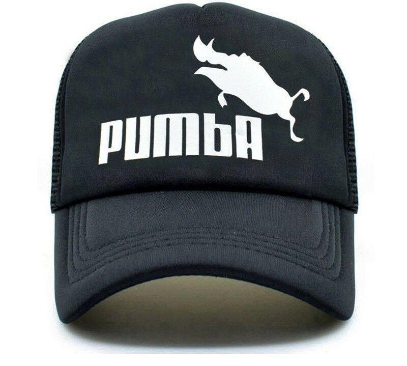 2c9c10579fe Trucker Caps Lion King Funny Hat Cap Men Pumba Hakuna Matata Baseball Cap  Cool 689531014672