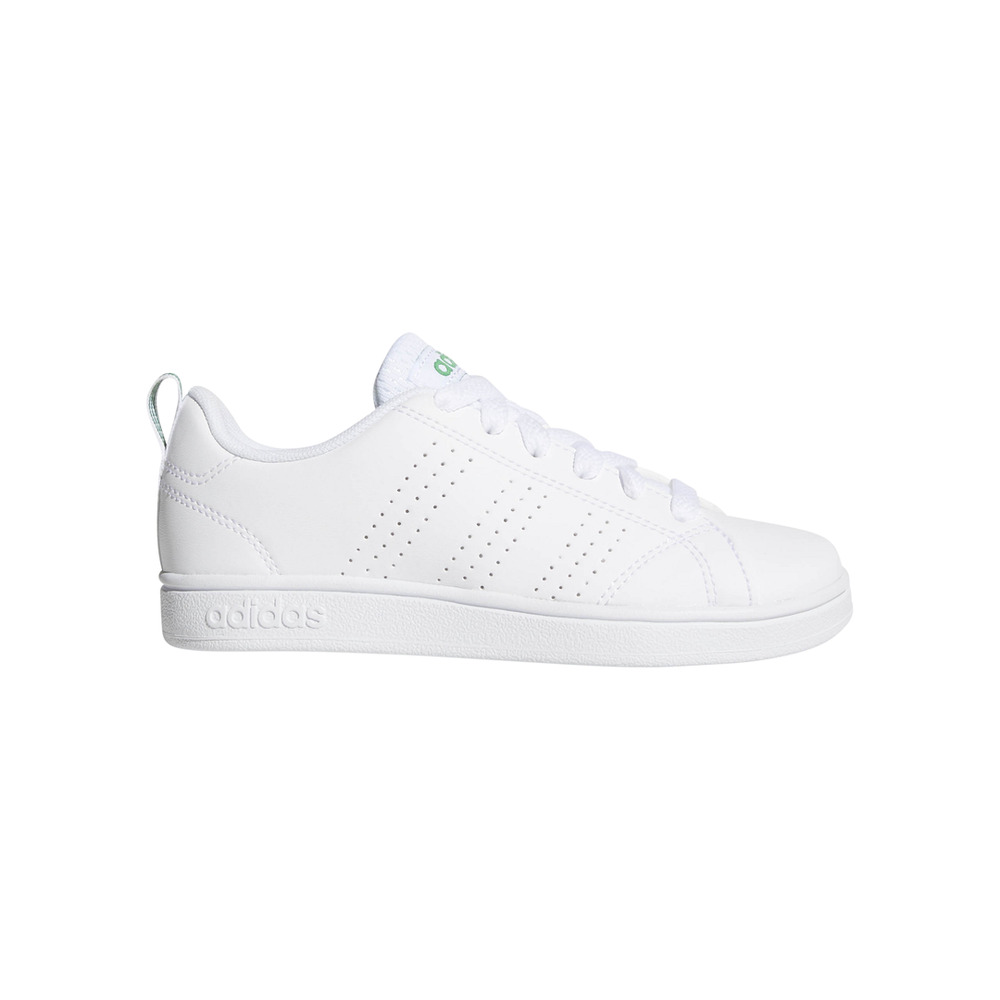 newest e1972 a6426 Details about Adidas Boys Girls Kids Shoes AW4884 Running VS Advantage Clean  Casual Fashion