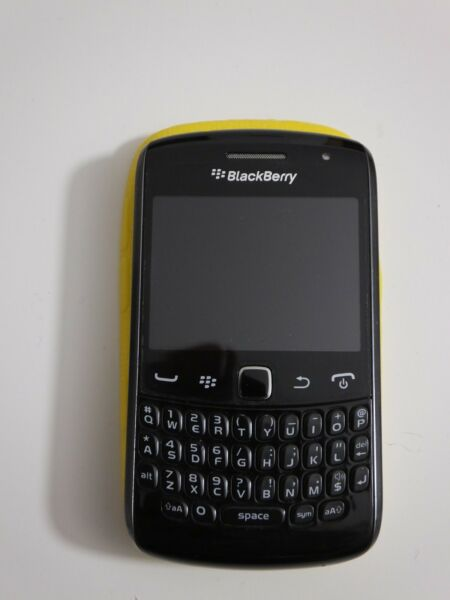 CELLULARE TELEFONO BLACKBERRY 9360 CURVE 3G BLUETOOTH WIFI EMAIL SIMFREE.