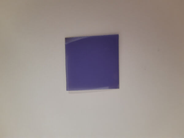 Polarized Film - faded digit - Negative Display mod with adhesive - PURPLE Color