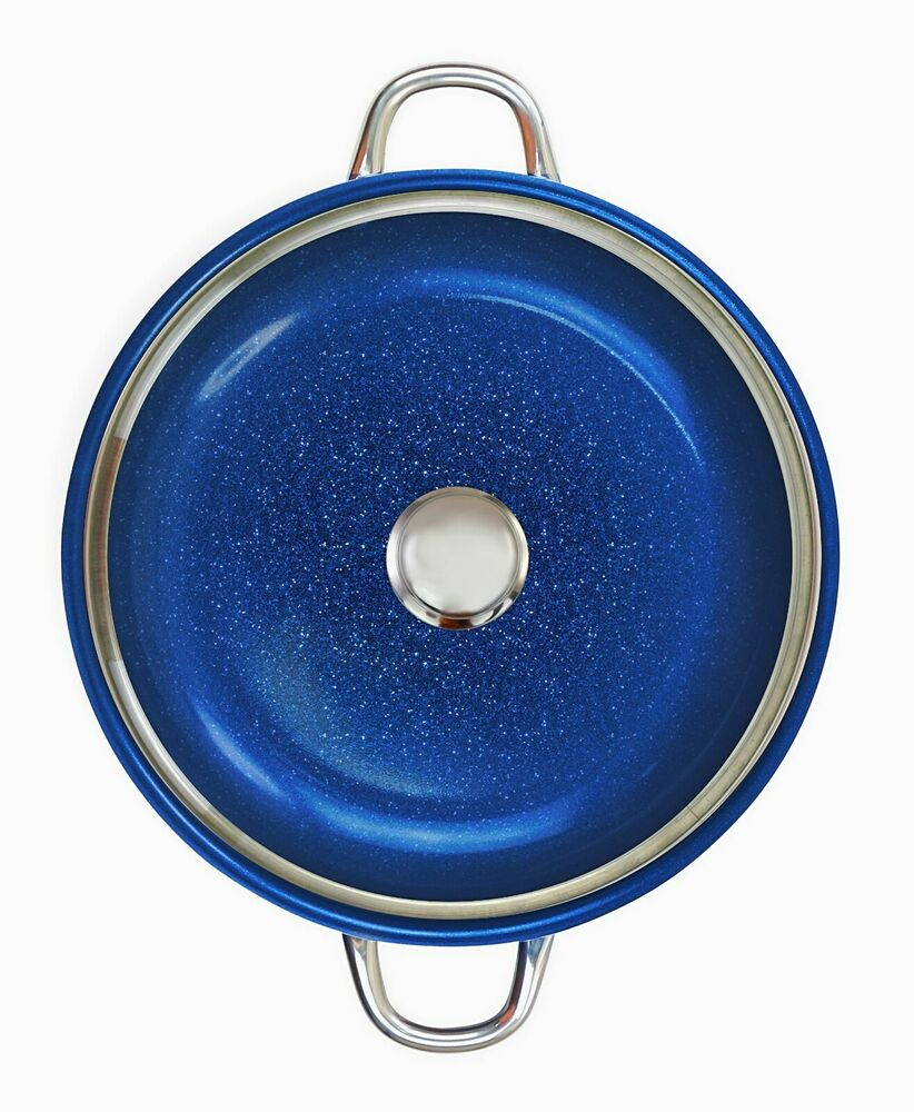 Granite Stone 14 Quot Non Stick Frying Pan With Glass Lid