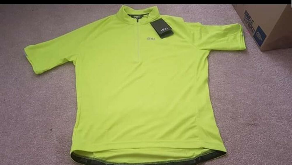 Details about Dhb cycling Short Sleeve jersey 62d4d0c00