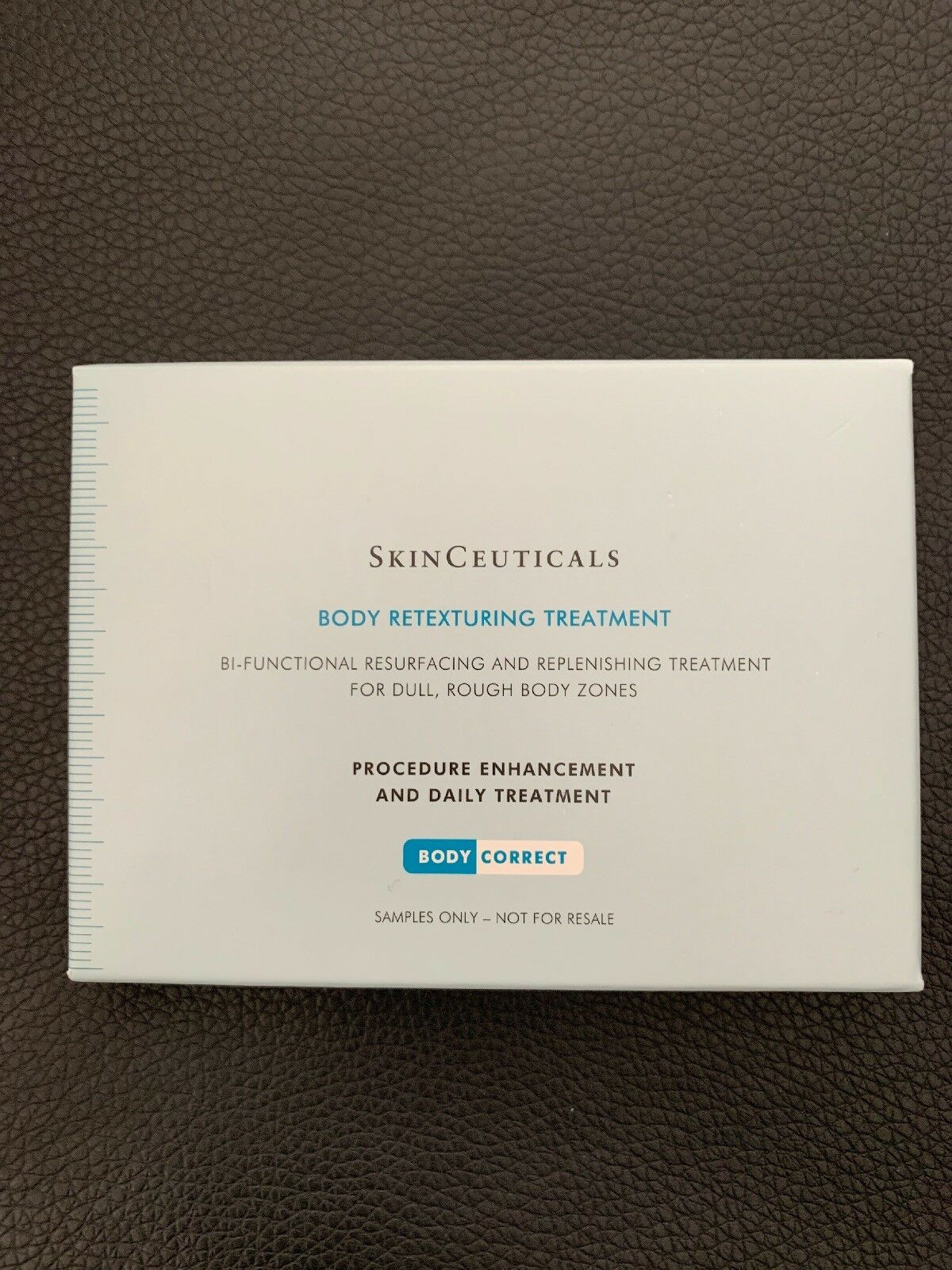 6 Samples Skinceuticals Body Retexturing Treatment Exp 12/20 Free Shipping