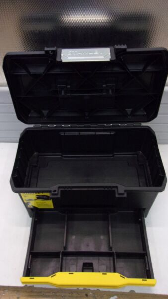 Stanley 170316 19-inch 1-Touch Toolbox with Drawer, Rechnung Y03142