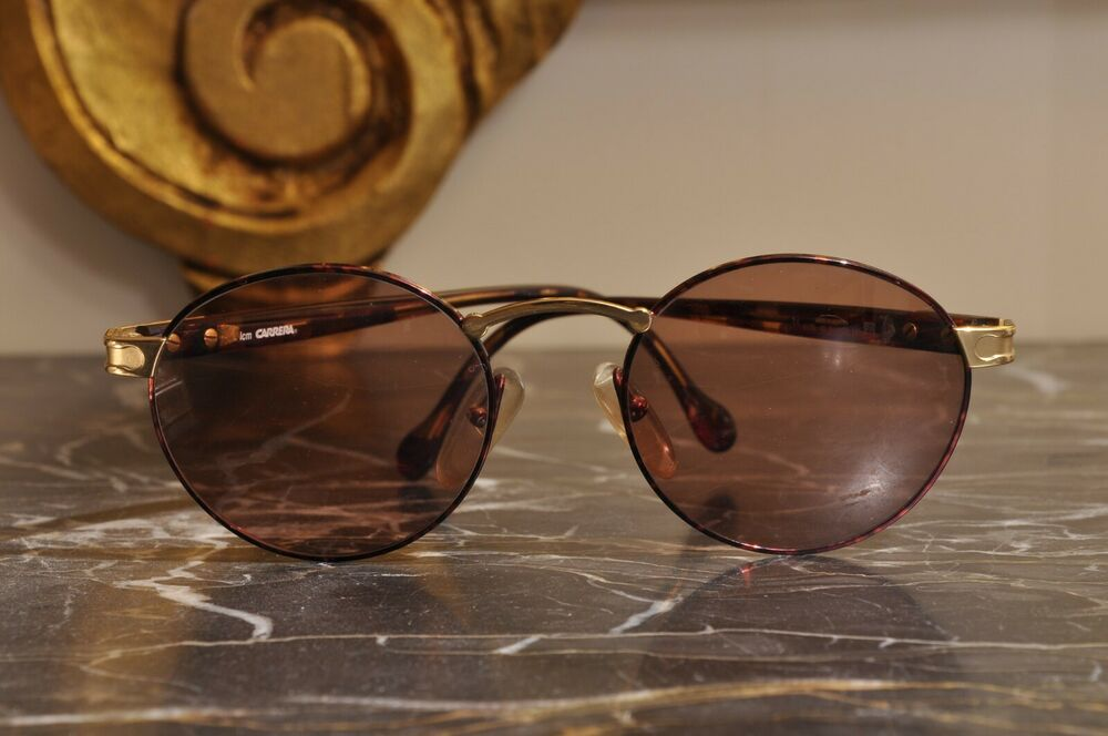 30c9836940 Details about NOS Vintage sunglasses icm Carrera 5176 BOSS made in Austria  size 51   20 camo