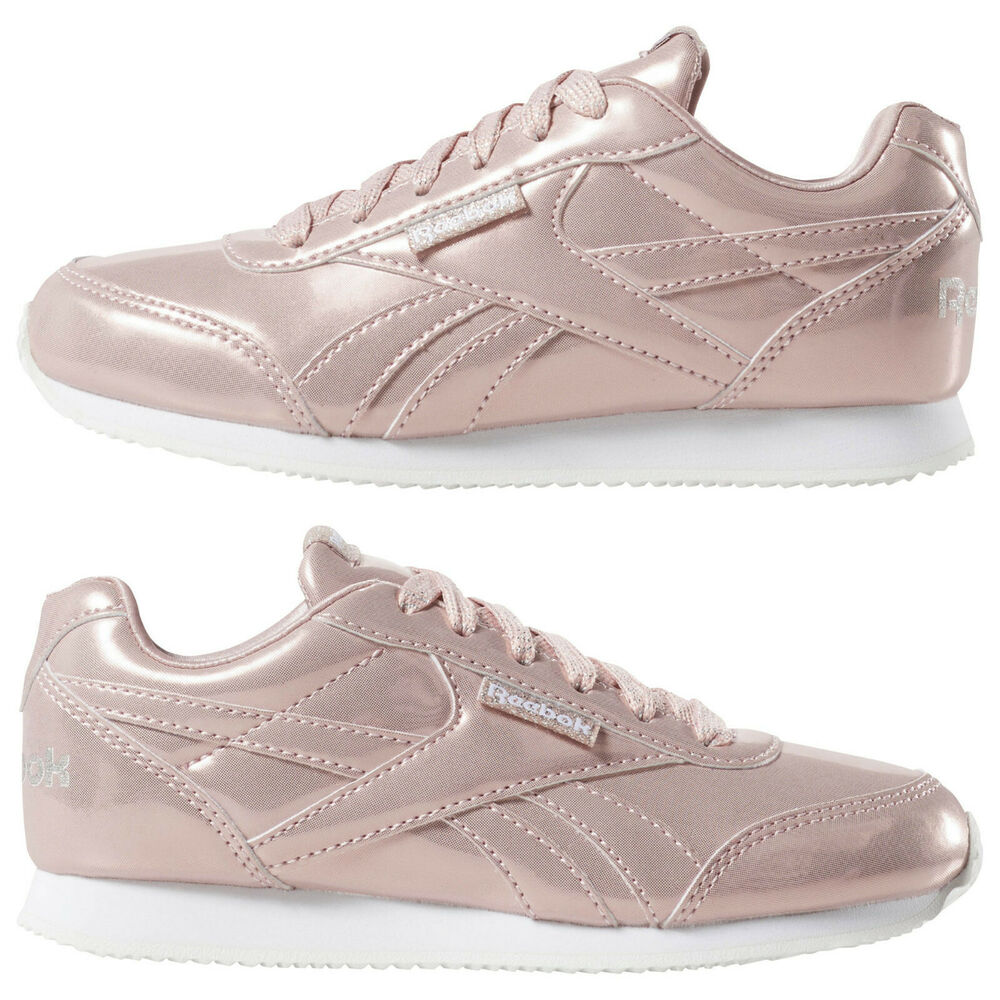91c7ef464bd Details about Reebok Classics Girls Shoes Royal Classic Jogger 2.0  Silhouette Sneaker DV3995