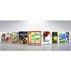 Kyпить Replacement Nintendo 3DS Titles S-Z Covers and Cases. NO GAMES!  на еВаy.соm