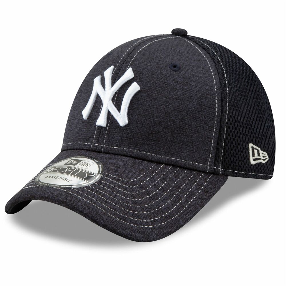100cbffbc5e1d Details about New York Yankees Hat NE Team Tread 9FORTY Adjustable New Era  Cap