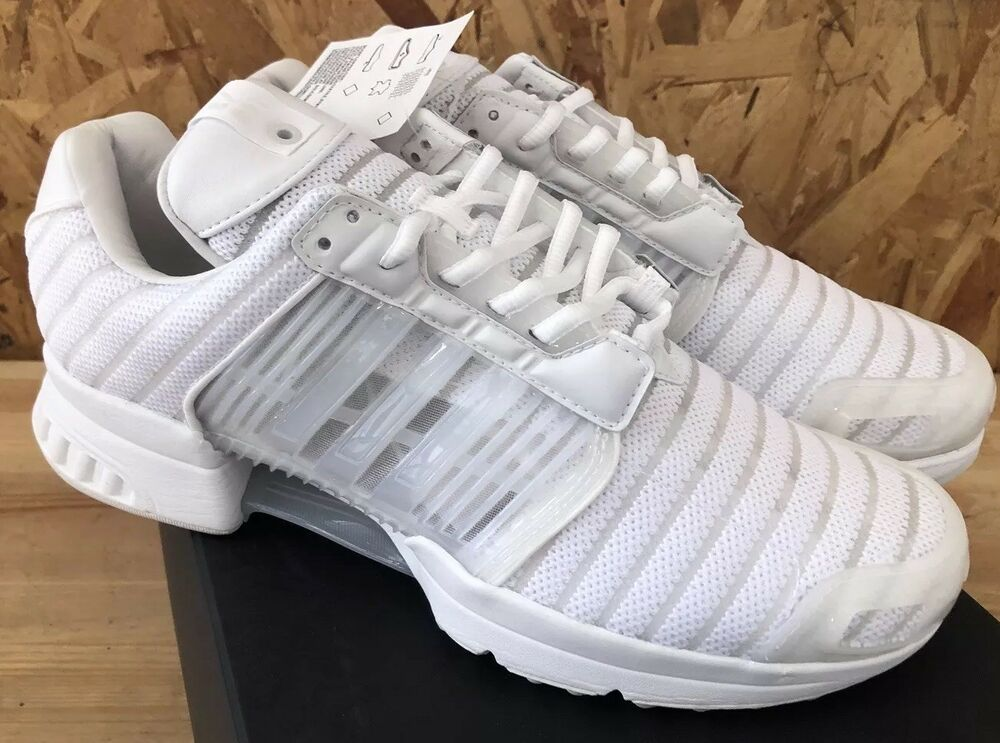 reputable site e4335 f7084 Details about Adidas Climacool 1 S.E. Sneakerboy X Wish White Sz 10.5 NIB  BY3053