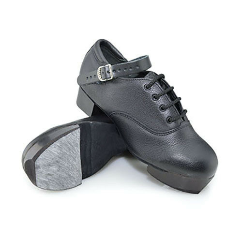 a605c1e936c3 Details about NEW Rutherford Super Flexi Irish Dance Hard Shoes Size 5 Jig  Heavy