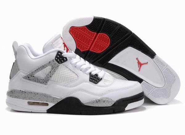 ed58354c0a5eae Details about Hot New Men s Air J 4 Retro basketball shoes High Top Classic  Sneakers size 7-13