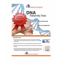 Kyпить Paternity Depot - Paternity Test Kit (ALL lab fees included!!) на еВаy.соm