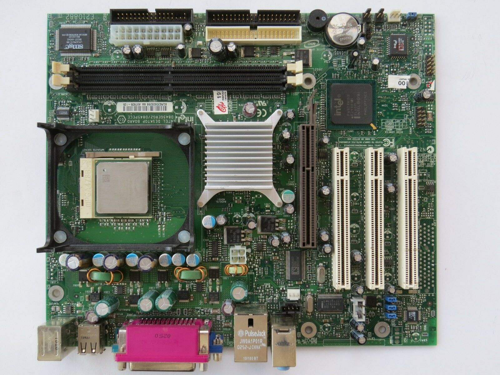 INTEL DESKTOP BOARD D845GERG2 D845PECE WINDOWS VISTA DRIVER DOWNLOAD