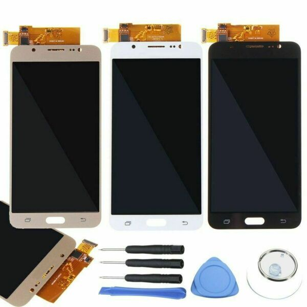 Per Samsung Galaxy J7 2016 J710 J710FN LCD Display Touch Screen Assembly