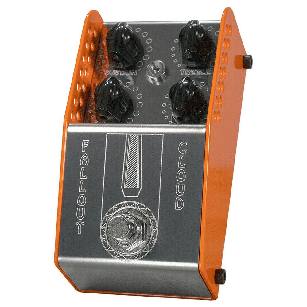 thorpy fx fallout cloud v2 fuzz guitar effect pedal ebay. Black Bedroom Furniture Sets. Home Design Ideas