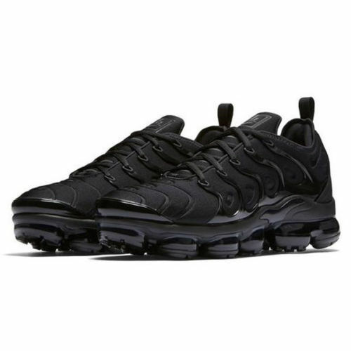98501ef3e25 Details about Nike Air VaporMax Plus size 10. Triple Black. 924453-004. 97  98 95 1 90 max