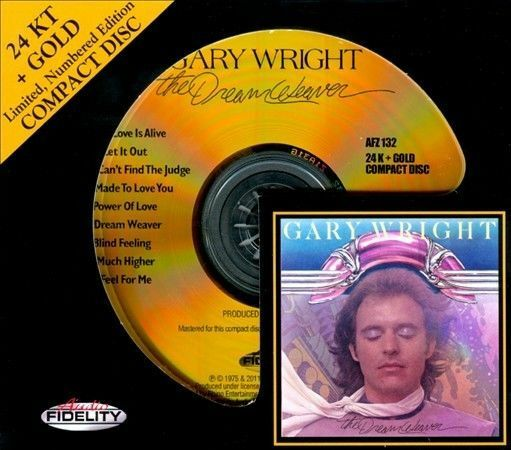 The Dream Weaver By Gary Wright Audio Fidelity Cd Limited