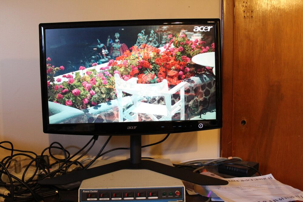 DRIVER: ACER D240H MONITOR