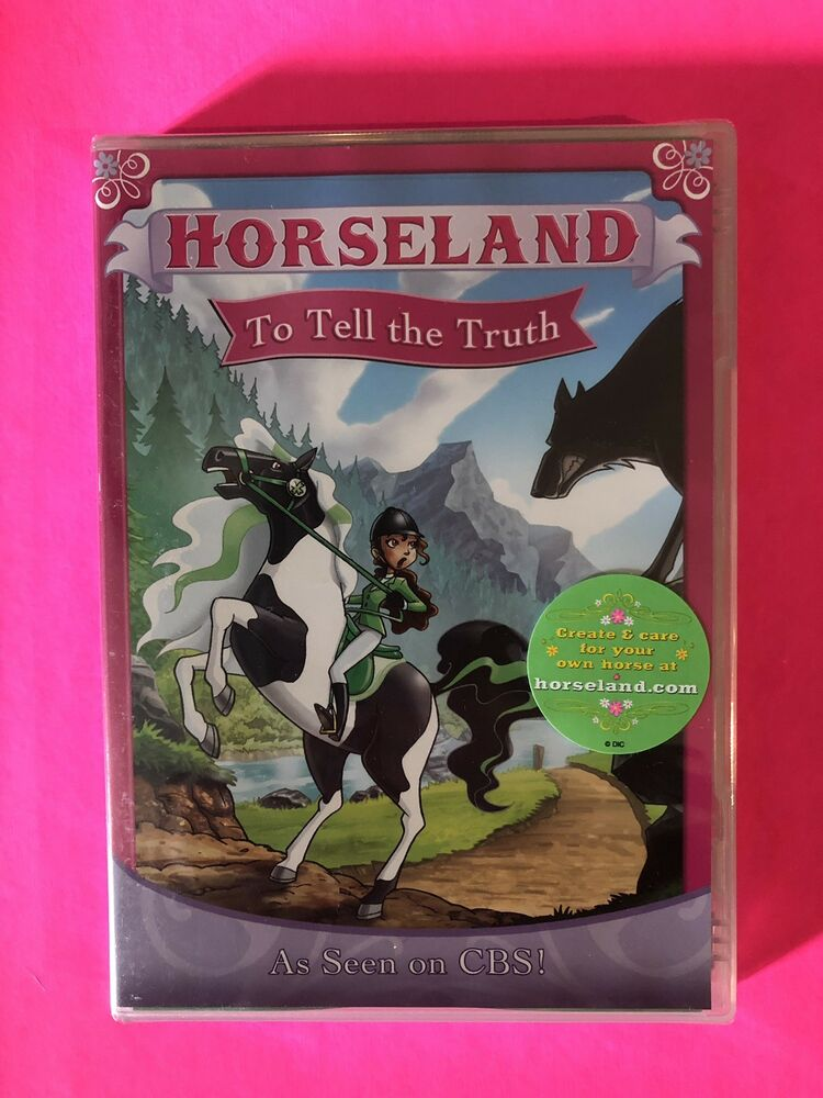 Animated-Horseland - To Tell the Truth (DVD, 2008) | eBay