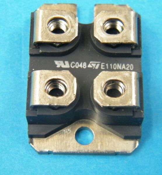 Pont MOSFET ISOTOP E45N50 45A 500V