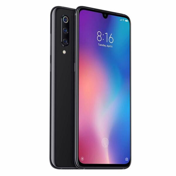 Xiaomi Mi 9 NERO Smartphone, 64 GB, display AMOLED 6.39