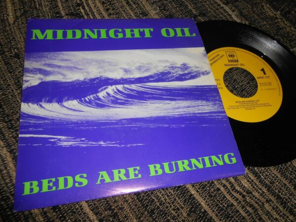 Midnight Oil Beds Are Burning 7