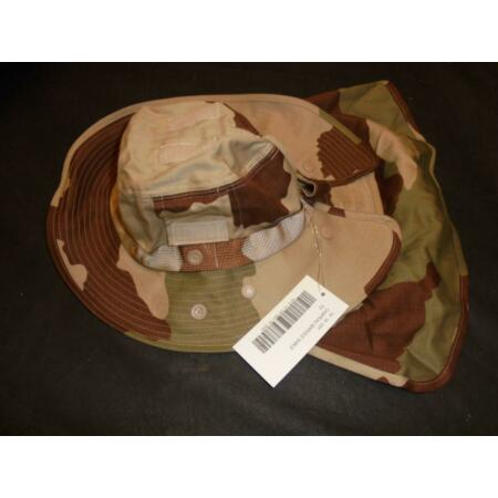 img-NEW French Army Foreign Legion Military Desert Field Cap / Boonie Hat - Quality