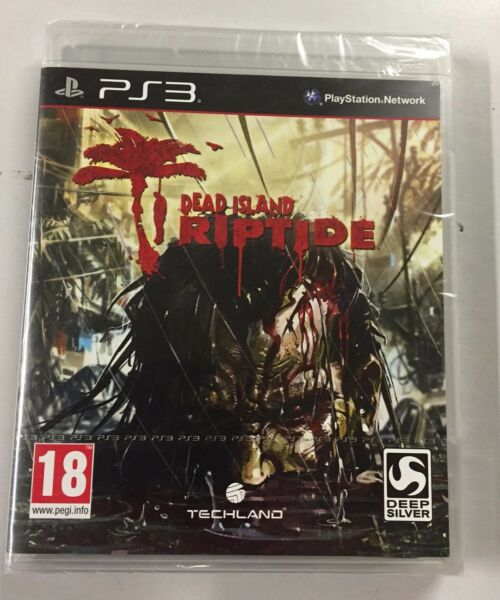 Combrailles,FranceJEU SONY PS 3 DEAD ISLAND   NEUF blister