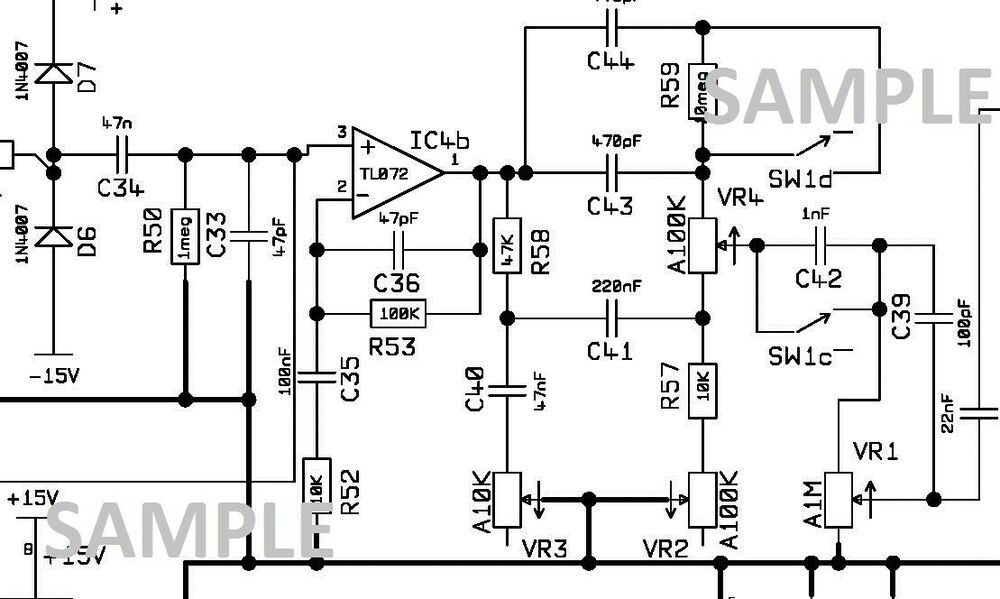 Marshall Vs265r 2x65w Amplifier Schematic Diagram Pdf