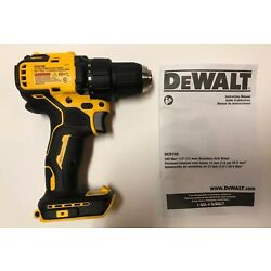 "Kyпить NEW DEWALT DCD708 ATOMIC 20V 20 Volt Max Li-Ion 1/2"" Brushless Drill Driver на еВаy.соm"