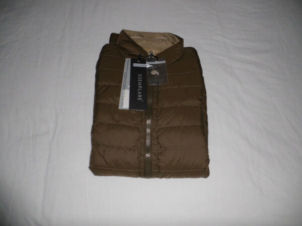 ESEMPLARE REVERSIBLE DOWN JACKET