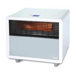Kyпить Crane Infrared Heater Space Heater with Quartz Heating Element White на еВаy.соm