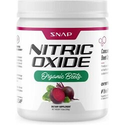Beet Root Powder Organic Nitric Oxide Beets, Heart & Blood Pressure Support 250g