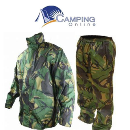 img-Highlander Military DPM Camo Waterproof Suit Ripstop
