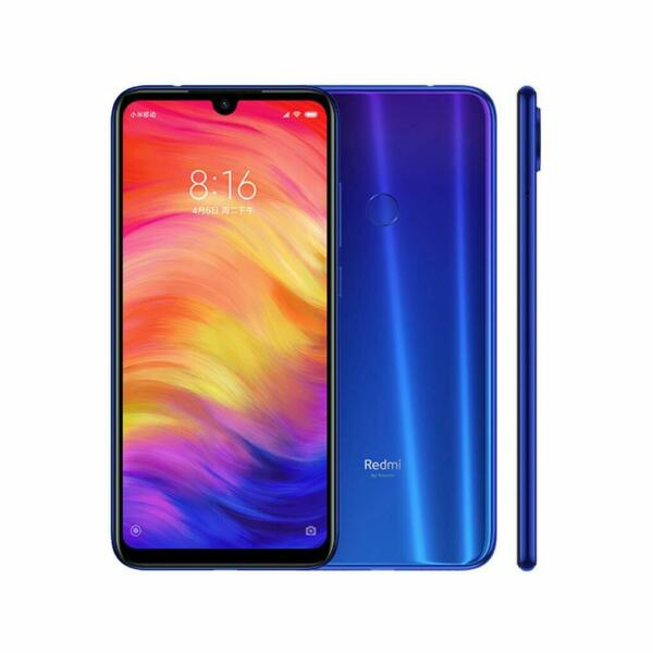 Xiaomi Redmi Note 7 Blue 64GB Dual Sim 6.3