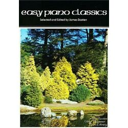 Kyпить EASY PIANO CLASSICS OLDER BEGINNER PIANO LIBRARY BASTIEN EP на еВаy.соm