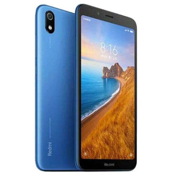 Xiaomi Redmi 7A 4G 32GB Dual SIM blue Garanzia EU No Brand Global Nuovo