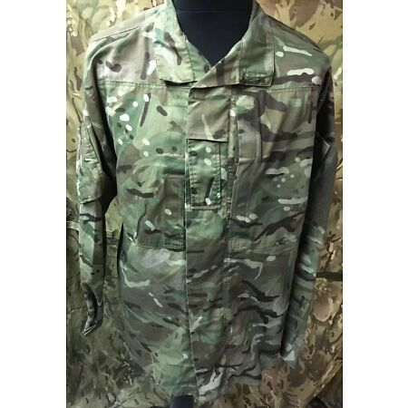 img-British Army Issue MTP PCS Temperate Weather Combat Jacket/Shirts Various Sizes