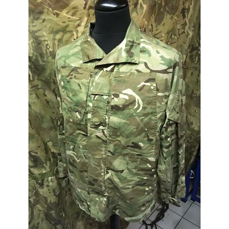 img-British Army Issue MTP PCS Warm Weather Gen 2 Combat Jacket/Shirts Various Sizes