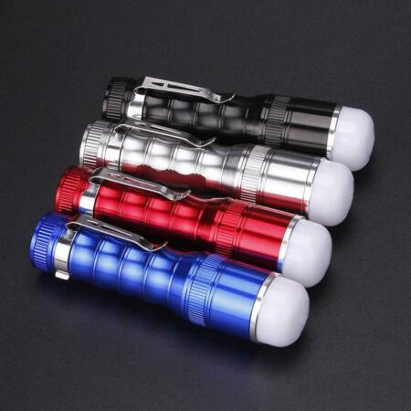 img-LED Tactical Flashlight Military Torch Small Super Bright 20000LM Light BT