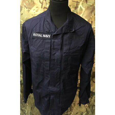 img-British Royal Navy Issue PCS Warm Weather FR Combat Jacket/Shirt Various Sizes