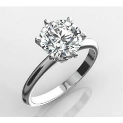 Kyпить 1 CARAT G I1 NATURAL SOLITAIRE REAL DIAMOND ENGAGEMENT RING 14K WHITE GOLD на еВаy.соm
