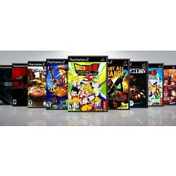 Kyпить Replacement PlayStation 2 PS2 Titles C-D Covers and Cases. NO GAMES!  на еВаy.соm
