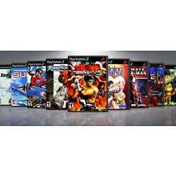 Kyпить Replacement PlayStation 2 PS2 Titles T-Z Covers and Cases. NO GAMES!  на еВаy.соm
