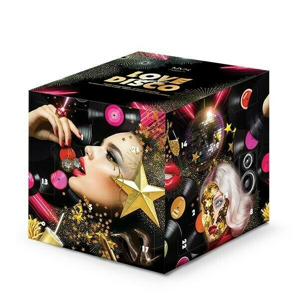 NYX Professionnel Maquillage Amour Lust Disco 24 Jour Noël Advent Calendar 2019